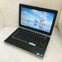 【中古】[ DELL ] Latitude E6420 / Core i5 2540M 2.60GHz / 13.3インチ / DVD-Multi / Windows7 64-bit Latitude E6420