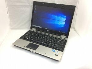 【中古】[hp]EliteBook8440pNotebook/Corei5-M5402.53GHz/14インチDVD-Multi/ノートパソコン
