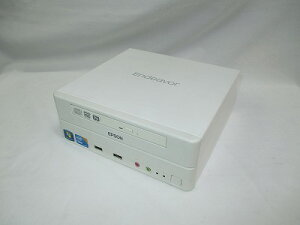 【中古】[EPSON]EndeavorST150E/Corei5560M2.66GHz/4GB/320GB/DVD-multi/Windows7Pro64bit