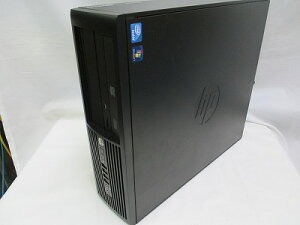 【中古】[HP]HPPro4300SFF/CeleronG540/2GB/320GB/DVD-ROM/Windows7Pro64bitHPPro4300SFF