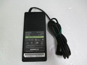 【中古】[SONY]ACアダプタ/19.5V/4.7A/VGP-AC19V13/中ピン/電源adapter/