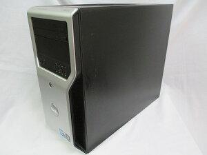 【中古】[HP]PrecisionT1600/XeonE3-1225/4GB(ECC)/1TB/FireProV4800搭載/Windows10Pro64bit