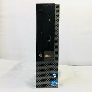 【中古】[DELL]Optiplex7010/Corei332403.4GHz/4GB/320GBWindows7Pro64bit
