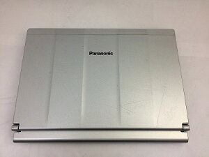 【中古】[Panasonic]Let'sNoteCF-SX1GE4DS/Corei5-2540M2.6GHz/Windows7Professional64bitACアラートありCF-SX1GE4DS