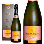 シャンパーニュ ヴーヴ・クリコ ロゼ ブリュット ヴィンテージ2008年 ギフト箱入り (フランス・シャンパン)