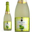 サントリー デリカ フルーツスパークリング マスカット (日本・スパークリングワイン)|888円均一ワイン