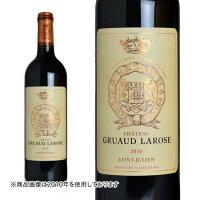 シャトー・グリュオー・ラローズ 2015年 メドック格付け第2級 750ml (フランス ボルドー サンジュリアン 赤ワイン)