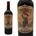 ワイン 赤ワイン チャンキー レッド・ジンファンデル 2019年 マーレ・マンニュム 750ml (イタリア プーリア) 6本お買い上げで送料無料