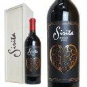 シリタ メルロー 2005年 750ml 木箱入り 正規 (アメリカ カリフォルニア 赤ワイン)