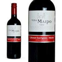 ビニャ・マイポ カベルネ・ソーヴィニヨン&メルロー 2018年 (赤ワイン・チリ)|666円均一ワイン