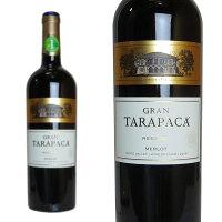 グラン・タラパカ メルロー 2017年 ヴィーニャ・サン・ペドロ・タラパカ社 750ml (チリ 赤ワイン)
