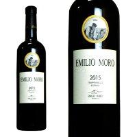 エミリオ・モロ 2015年 ボデガス・エミリオ・モロ 750ml (スペイン 赤ワイン)