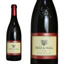 パッツ&ホール ピゾーニ ヴィンヤード ピノ・ノワール 2014年 750ml (アメリカ カリフォルニア 赤ワイン)