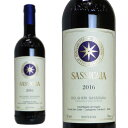 サッシカイア 2016年 テヌータ・サン・グイド 750ml 正規 (イタリア トスカーナ 赤ワイン)