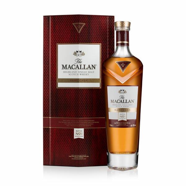 【箱入・正規品】ザ・マッカラン・レアカスク・ハイランド・シングル・モルト・スコッチ・ウイスキー