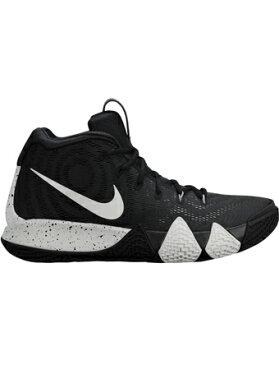 バスケットシューズ バッシュ ナイキ Nike Kyrie 4 TB Blk/Wht