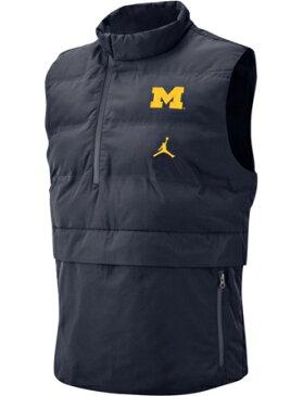 バスケットジャケット ウェア 秋冬物 ジョーダン ナイキ Jordan Jordan College 23 Tech Vest Wolverines ランニング トレーニング ストリート 【MEN'S】