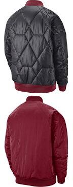 バスケットジャケット ウェア 秋冬物 ジョーダン ナイキ Jordan Jordan College Ma-1 Reversible Jacket Sooners ランニング トレーニング ストリート 【MEN'S】