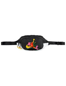 バスケットバッグ サックバック ジョーダン ナイキ Jordan Jumpman Classic Crossbody Bag Blk/Wht ストリート