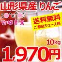 ★各期間限定300ケース!ジュース・スムージー用のリンゴです!★配達日指定可!【10月上旬より...