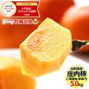 【出荷中】山形県産 柿 庄内柿 5kg(ご家庭用/30玉〜4...