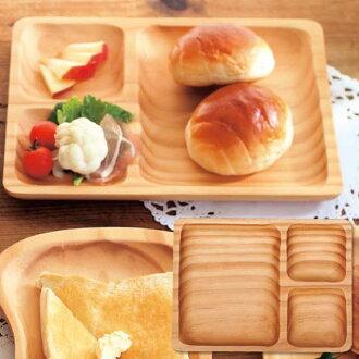 香料 (香料) 疼痛區午餐木託盤 (板午餐) 年產量餐具 _ 午餐盤子 _ 你