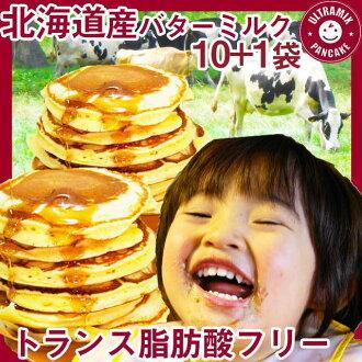 With Japanese Buttermilk ULTRAMIX Original pancake mix