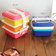 スタック ピクニックランチボックス ファミリー ボックス ピクニック キッチン プラスチック バーベキュー アウトドア