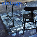送料無料デニムパッチワークラグ200×140AZUMAYA東谷 WE-130 ヴィンテージアメリカンデニムおしゃれ敷物ラグ絨毯ルームマットカーペット こたつ