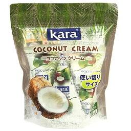 Kara ココナッツクリーム 65ml x 3P kara カラ 脂肪分 24% 使い切りサイズ