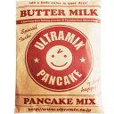 ウルトラミックス 北海道産バターミルク パンケーキミックス ...
