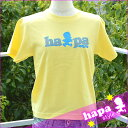 【セール】【HAPA STYLE】 ハパスタイルオリジナルレディースTシャツHAPA CENTERBOYHawaii ハワイ雑貨 ハワイアン