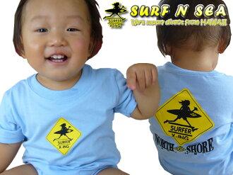 サーフアンドシー-baby jump suit SNS TODDLER NS ONE-ZEE