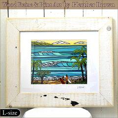 今、ハワイだけでなく世界が注目するアーティスト!【へザーブラウン】【ヘザーブラウン】【Hea...