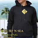 【SURF-N-SEA】【送料無料】【サーフアンドシー】【サーフィンシー】メンズ  サーファーXin