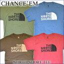【CHANCE'EM】ハワイオリジナルブランド メンズTシャツ 『NORTH SHORETEE』Hawaii ハワイ雑貨 ハワイアン
