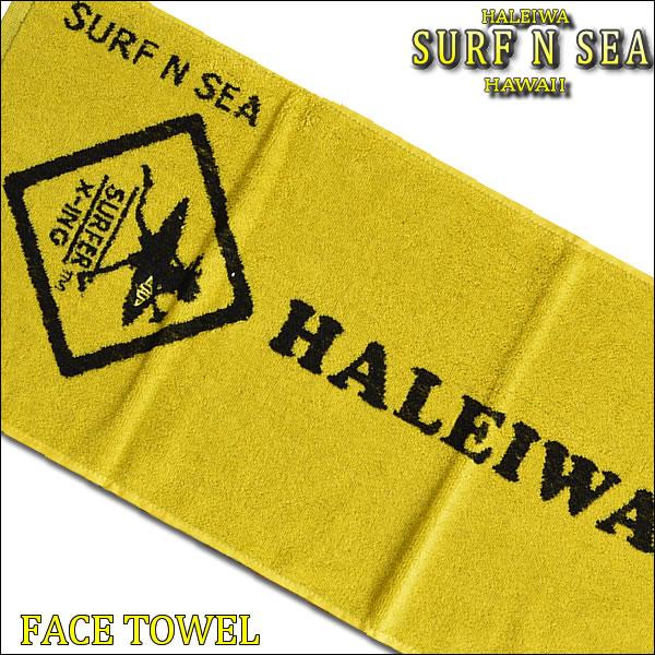 【SURF-N-SEA】サーフアンドシー・フェイスタオルスポーツタオル【Hawaii】【ハワイ雑貨】