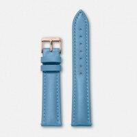 【日本公式品】CLUSEラ・ボエーム腕時計用替えベルト(38mmフェイス用)革ベルトストラップローズゴールド全15色