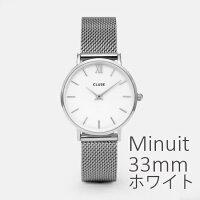 CLUSEクルース腕時計LaBoheme(ラ・ボエーム)メッシュブラック全4色