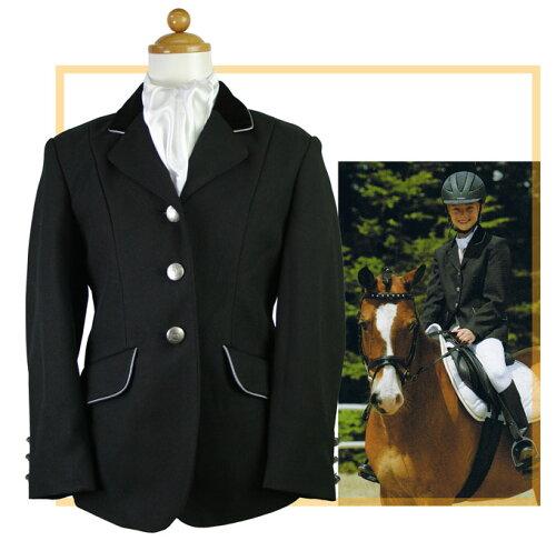 ELT ジュニアショージャケット (乗馬用品-じょうらん)