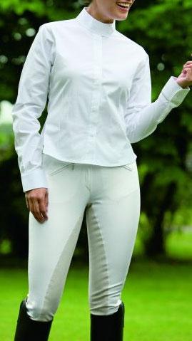 ELT ショーシャツ アレクサ ロングスリーブ (乗馬用品-シャツ)