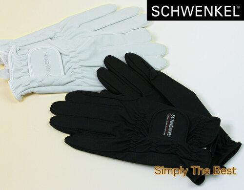 SCHWENKEL(シュベンケル) シンセティックレザーグローブ シンプリ...