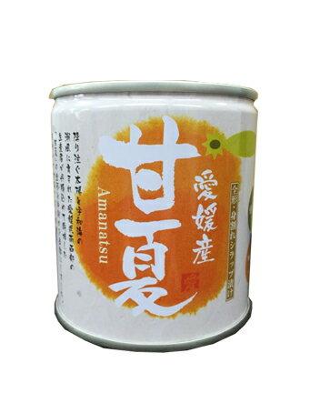NEW!愛媛産 甘夏(あまなつ)缶詰24個入