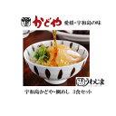 ■宇和島鯛めし かどや 3食■郷土料理100選にも選ばれた味...