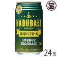 琉球ハブボール 350ml×24缶(24缶入り×1ケース) 送料無料 沖縄 土産 人気 お酒 ハブ ハーブ ハイボール