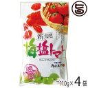 梅塩トマト 120g×4P 送料無料 沖縄土産 沖縄 土産 ...