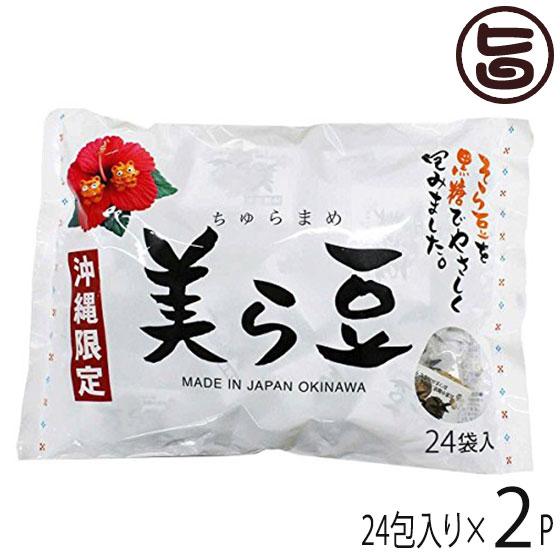 美ら豆 (大) 240g(10g×24包)×2袋 沖縄 おつまみ 人気 土産 送料無料