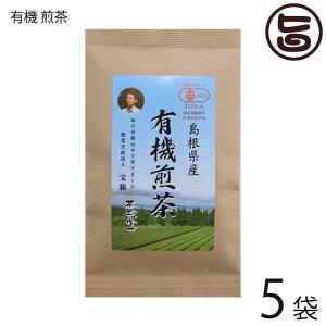 Чай Sandaiichi Shimane префектура органическая Sencha 55 г х 5 пакетиков Органический JAS сертифицированный префектура Shimane органический зеленый чай домашнее удобрение катехин Бесплатная доставка