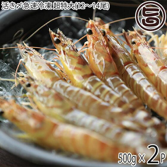 魚介類・水産加工品, エビ  500g (1014)2P