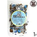 塩黒糖菓子 200g×1袋 沖縄 人気 定番 土産 お菓子 黒砂糖 送料無料